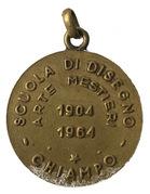 Medal - Scuola di disegno (Chiampo) – revers