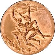 Médaille - Maratonina del Natale 1989 (Gruppo Sportivo A.C. 88) – revers
