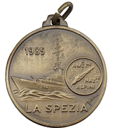 Medal - 58th national assembly of the Alpini – revers