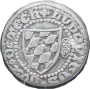 Reproduction - 1 Soldo, 12 Bagattini (Ludovico II di Teck) – avers