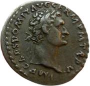 Jeton - Mister Day Parmalat (Denarius - Domitianus) – avers