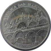 Basilica San Marco - Venezia – avers