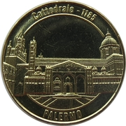 Token - Palermo (Cattedrale) – avers