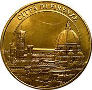 Medaglie e Patrimonio - Firenze (Cattedrale di Santa Maria del Fiore) – avers