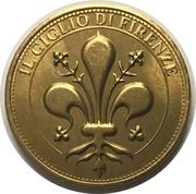 Medaglie e Patrimonio - Firenze (The lily of Florence) – avers