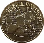 Jeton touristique - Médailles et Patrimoine - Cité de Venise – revers