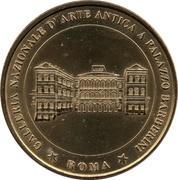 Jeton Touristique - Monnaie de Paris - Roma - Palazzo Barberini – avers