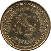 Monnaie de Paris Tourist Token - Collezione Medaglie d'Italia (Roma - Galleria Borghese) – revers