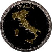 Médaille - Milano - Italia – revers