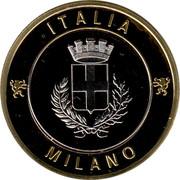 Médaille - Milano Italia  -Duomo – revers