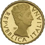 10 Euro (Augustus) – avers