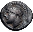 Hemidrachm (Itanos) – avers