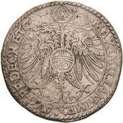 1 Guldenthaler/ 60 Kreuzer - Georg Friedrich – revers