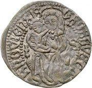 ½ Garas - Mátyás Hunyadi (1458-1490) – revers