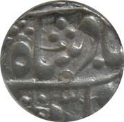 1 Rupee - Shah Alam II - Sawai Madhopur Mint – avers