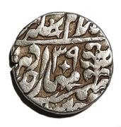 1 Rupee - Victoria [Ram Singh II] – revers