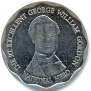 10 dollars - William Gordon -  revers