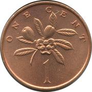 1 cent - Armoiries – revers