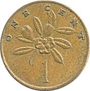1 cent - Armoiries -  revers
