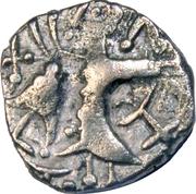 1 Dinar - Pratapaditya II (Kidarites of Kashmir) – avers
