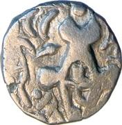 1 Dinar - Pratapaditya II (Kidarites of Kashmir) – revers