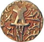 1 Dinar - Durla Deva (Kashmir Post-Gupta Empire) – revers
