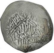 Tanka - Baqi Muhammad Khan (no mint) – revers
