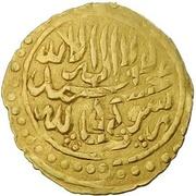 Tilla - Abu'l-Ghazi Khan (Khwarizm) – revers