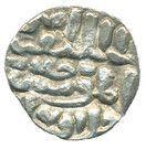 1 Tanka - Nasir al-Din Mahmud Shah 844-861 AH (1440–1457 AD) – avers