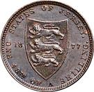 1/48 shilling Victoria – revers