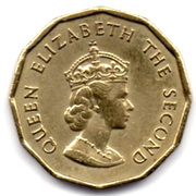 ¼ shilling Bataille d'Hastings – avers