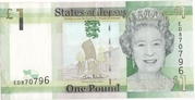 1 Pound (2010) – avers