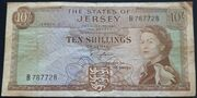 10 Shillings – avers