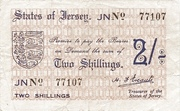 2 Shillings – avers