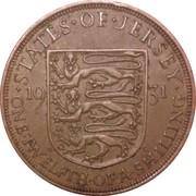 1/12 shilling George V (3e type) – revers