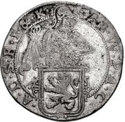 40 Stüber - Karl Wilhelm von Anhalt-Zerbst – avers
