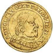 1 ducat Anton Günther – avers
