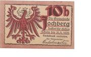 10 Heller (Jochberg) – avers