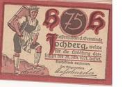 75 Heller (Jochberg) -  avers