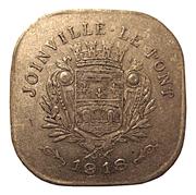 20 centimes - Groupement des Commerçants, Industriels & Habitants - Joinville-le-Pont (94) – avers