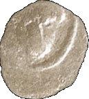 ¼ Ma'ah-Obol - Judah – avers