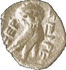 ¼ Ma'ah-Obol - Judah – revers