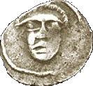 ¼ Ma'ah-Obol - Yohanan – avers