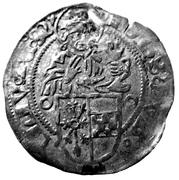1 schilling Wilhelm IV – avers