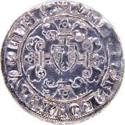 1 weisspfennig Wilhelm III – revers