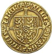 1 goldgulden - Wilhelm IV. (Münzvereinsgoldgulden) – avers