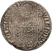 1 weißpfennig - Wilhelm IV. – avers