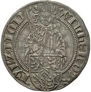 1 bausche - Wilhelm IV. – avers