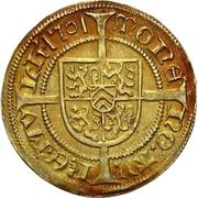 1 goldgulden - Wilhelm IV. – revers