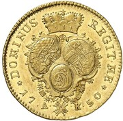2 ducats Karl Theodor – revers